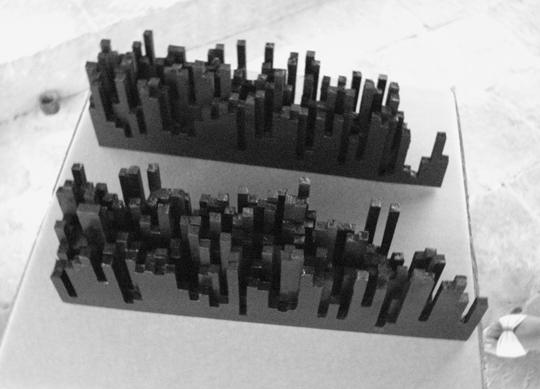 Thalmann: Libri Di Versi Sculpture, 2011